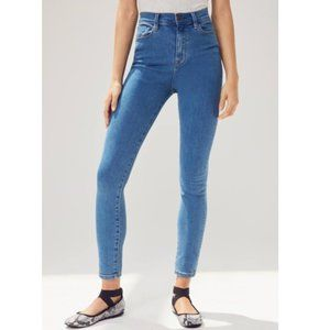 Urban Outfitters Twig Super High Rise Skinny Jean